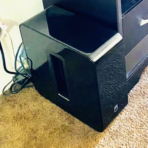 Sonos Subwoofer Black with original Box for Sale in Scottsdale, AZ