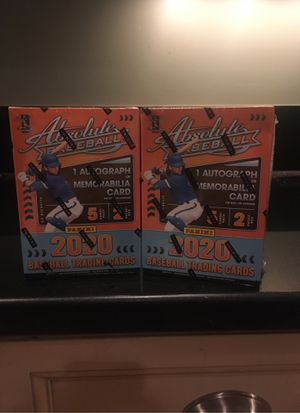 Panini Absolute Baseball Blaster Box (1) for Sale in Summerville, SC