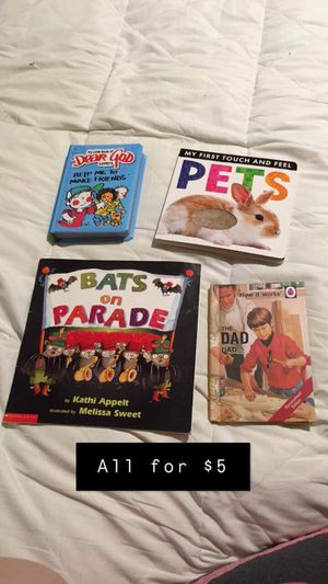 Kids books all for $5 for Sale in Leeds, AL