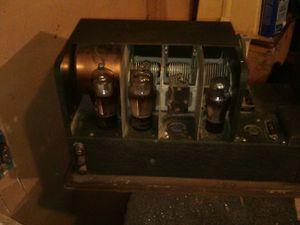 Vintage 1920s radio for Sale in Modesto, CA