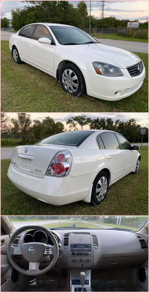 2006 Nissan Altima for Sale in Kissimmee, FL