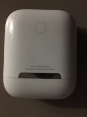 Apple AirPod case only for Sale in Fort Washington, MD