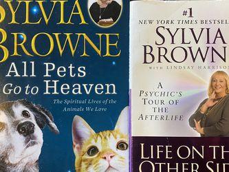 Sylvia Brown books for Sale in Denver,  CO