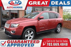 2017 Jeep Compass for Sale in Leesburg, VA