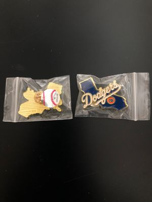 Union 76 LA Dodgers Collectible Pin for Sale in Yorba Linda, CA