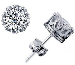Silver Plated Crystal Studs for Sale in Houston, TX