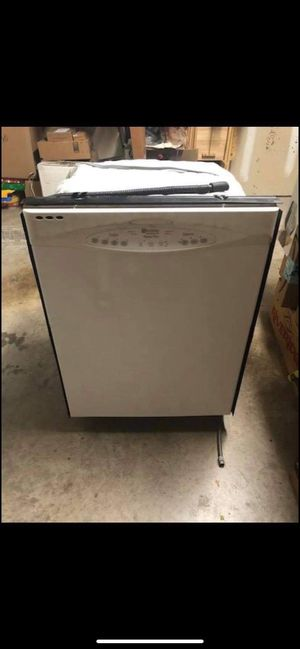 White Maytag Dishwasher for Sale in Fort Worth, TX