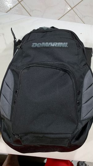 Demarini Backpack softball/baseball for Sale in Largo, FL