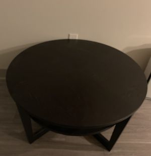 All wood - solid oval table - for Sale in Tempe, AZ