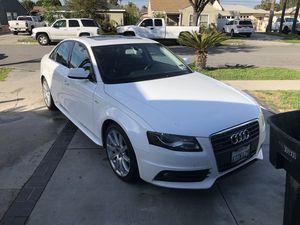 2012 Audi A4 turbo for Sale in Bellflower, CA