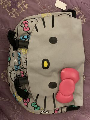 Hello kitty messenger bag for Sale in Los Angeles, CA