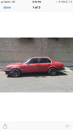 1987 BMW 3 Series for Sale in Modesto, CA