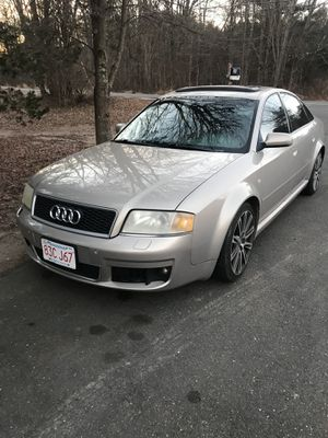 2000 A6 4.2 Audi for Sale in Belchertown, MA