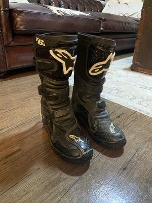 Alpinestar Tech 6 Dirt Bike Atv Motocross Boots for Sale in Costa Mesa, CA