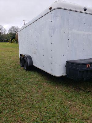 16x7 enclosed trailer for Sale in Orlando, FL