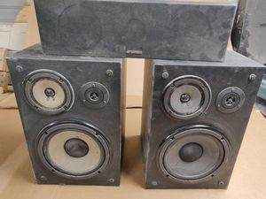 Used Speakers for garage as is for Sale in Chicago, IL
