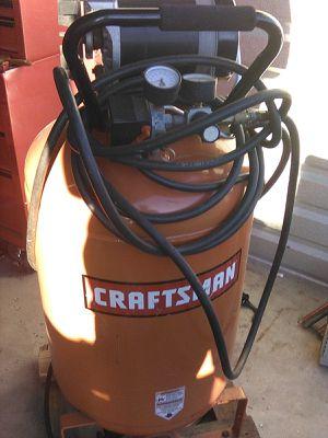 Almost new 30 gallon compressor for Sale in Alton, IL