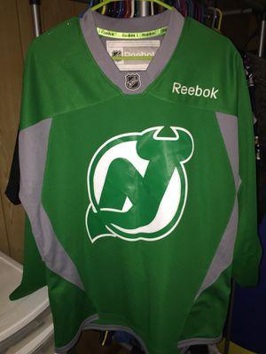 Devils hockey jersey for Sale in Sykesville, MD