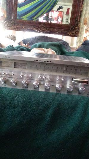 Old school stereo reciever for Sale in San Francisco, CA
