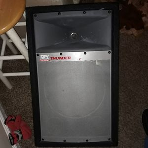 MTX AUDIO THUNDER PRO 2 BOX for Sale in Tacoma, WA