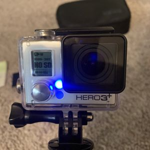 GoPro Hero 3+ Silver . for Sale in Las Vegas, NV