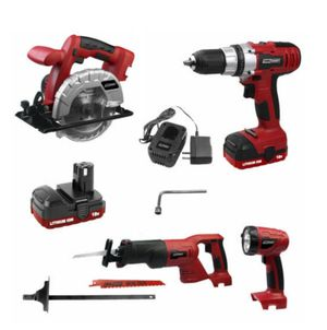 18v Cordless 4-Tool Combo Kit for Sale in Mason, OH