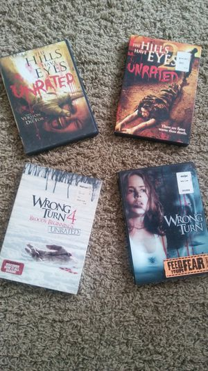 Halloween Scare Pack DVDs for Sale in Marion, OH