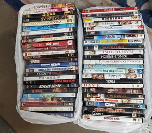 50 ASSORTED DVD'S for Sale in Scottsdale, AZ