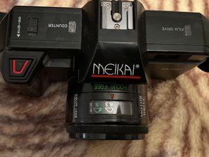 Vintage Meikai film camera for Sale in Queens, NY