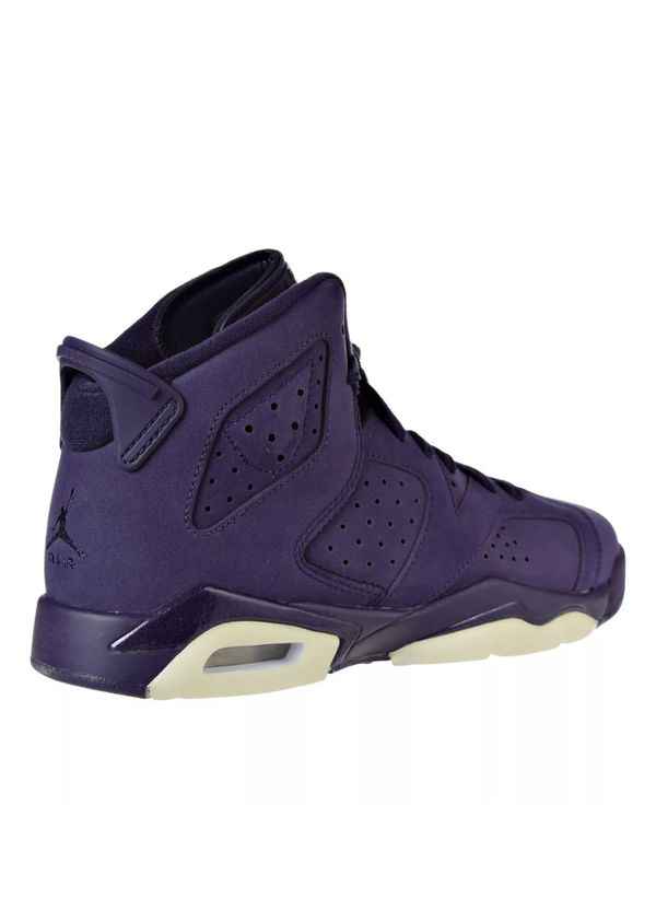 e3eaee19b8f4b1 Air Jordan 6 Retro GG Big Kid Purple Dynasty Size 8.5 Youth  8.5 Men. Brand  New 180  OBO