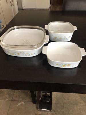 Corningware set for Sale in Lynwood, CA