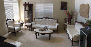 Formal Living Room Set for Sale in Turlock, CA