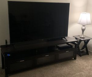 LG TV ThinQ 65 Inch With Table for Sale in San Jose, CA
