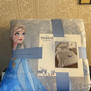 Disney Frozen 2 Quilt And Sham for Sale in Independence, OH