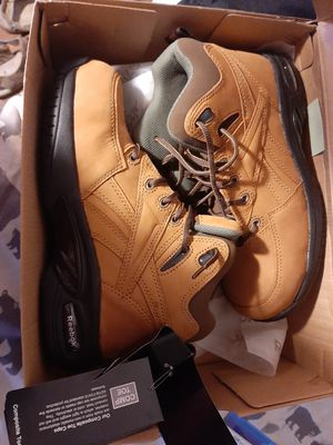 Reebok mens or women's composed work boots for Sale in Elmira, NY