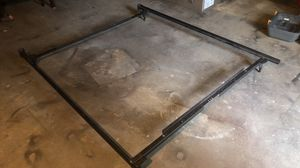 Twin/full adjustable metal bed frame for Sale in Vestavia Hills, AL