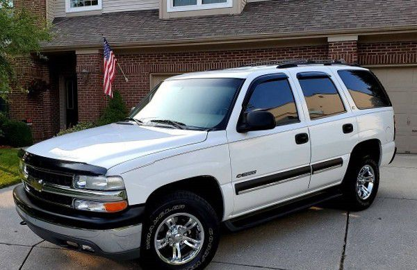 HIGH CLASS 2003 SUV CHEVY TAHOE 💲 LUXURY IN ONE CAR 💲