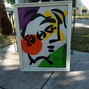 Abstract Modern Art. Listed Art Peter Keil Berlin for Sale in Lake Worth, FL
