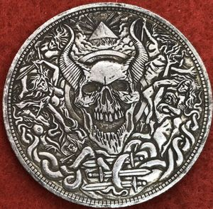 Evil punk skull coin. First $20 offer automatically accepted. Shipped same day for Sale in Portland, OR