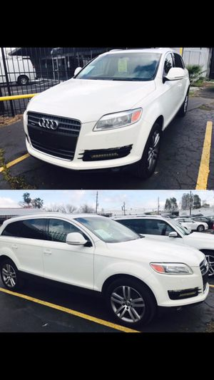 2007 Audi Q7 LOW DOWN for Sale in Houston, TX