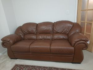 Like new 3 seater sofa for Sale in Herndon, VA