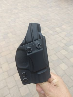 IWB KYDEX Holster for Smith & Wesson M&P Shield 9MM/.40 for Sale in Mission Viejo, CA