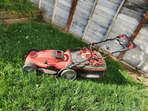 Craftsman Electric Lawn Mower for Sale in San Jose, CA