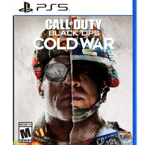 Black Ops Cold War PS5 for Sale in Hayward, CA