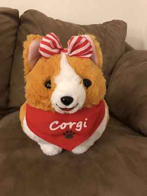 Corgi Plushy for Sale in Peoria, AZ