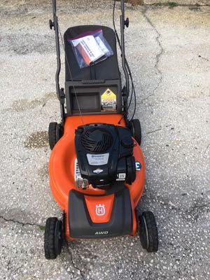 Husqvarna AWD lawn mower for Sale in Seminole, FL
