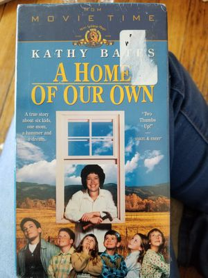 A Home of Our Own VHS for Sale in Parkersburg, WV