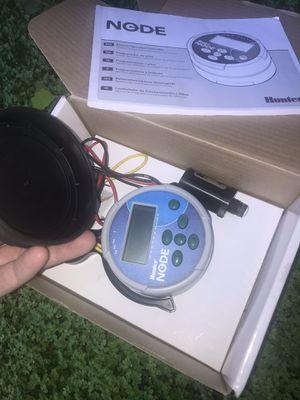 Hunter Node-100. Single sprinkler controller for Sale in Sacramento, CA
