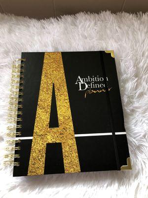 Ambition Goal planner for Sale in Elizabethton, TN