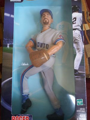 """Games & toys..Starting Lineup 1999 TORONTO BLUE JAYS ...ROGER CLEMENS ..11"""" Figure Hasbro.NEW! for Sale in Lincoln Acres, CA"""